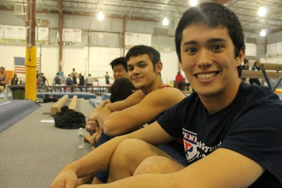 The two PCG superstars of the meet!
